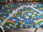 SNOOPY PEANUTS CURTAINS WITH VALANCE