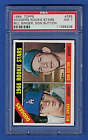 1966 Topps Bill Singer Don Sutton Hall of Fame Rookie - PSA 7 NM-MT