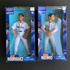 Hideo Nomo Dodgers, and Alex Rodriguez Mariners Starting Lineup 12