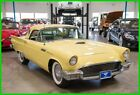 1957 Ford Thunderbird 2dr Conv w Hardtop Deluxe 1957 Thunderbird E Code 312 cid V8 Convertible Soft and Hardtop 57 2 Owner Car