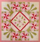 TINY TREASURES Quilt Pattern Piecing Applique Assorted Prints from Magazine