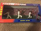 Derek Jeter 1998 Freeze Frame SLU Starting Lineup New York Yankees