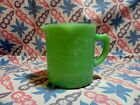 Jadeite Green Glass 3 Spout 1 Cup Measuring Cup Excellent Condition