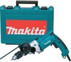 Makita 6.6 Amp 3/4 In. Corded Hammer Drill Torque Limiter Side Handle Chuck Key