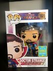 Funko Pop! Marvel Doctor Strange with Rune 2016 Summer Convention SDCC Exclusive