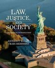 Law, Justice, and Society - NEW - 9780190272753 by Walsh, Anthony/ Hemmens, Crai