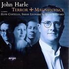 Terror + Magnificence by John Harle (CD, Oct-1996, PolyGram)