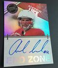 2012 Press Pass Andrew Luck On Card Rookie Autograph 47 50