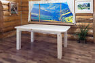 Farmhouse Dining Room Table 6 ft Amish Made Rustic Tables Lodge Cabin Furniture