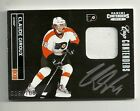 2011-12 CLAUDE GIROUX #120 Cup Contenders Patch Autograph Serial # 89 of 100
