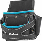 Makita P-71750 Blue Collection Two Pocket Fixing Pouch for Screws Nails Clips