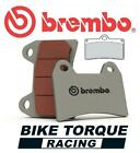 Voxan 1000 Black Magic 2006> Brembo SC Sintered Front Brake Pads