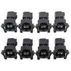 8x Fuel Injector Connector Adapter EV6 to EV1 For USCAR LS2 LS3 LSX LS1 LT1 New