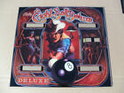 Bally Eight Ball Deluxe Pinball Machine Backglass Tiny Flaws Free Shipping! New!
