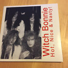 WITCH BONNIE Hot Nice & Nasty! and The First Time Always Hurts 2 CD SET RARE OOP