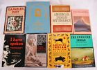 American Indian Mythology Native Wounded Knee Dances Tales Gambler 8 books lot
