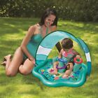 Inflatable Baby Toddler Pool Canopy Splash Mat Beach Water Play Toys Fun Summer