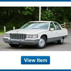 1993 Cadillac Fleetwood 52K miles below $10000 dollars