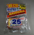 1985 DONRUSS BASEBALL UNOPENED SUPER VALUE PACK 25 PACKS TOTAL MINT SEALED (002)