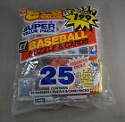 1985 DONRUSS BASEBALL UNOPENED SUPER VALUE PACK 25 PACKS TOTAL MINT SEALED (008)