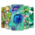 OFFICIAL HAROULITA LUSH JUNGLE INK SOFT GEL CASE FOR HTC PHONES 1