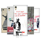 OFFICIAL BRANDALISED STREET GRAFFITI HARD BACK CASE FOR SONY PHONES 1