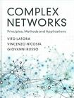 Complex Networks - Principles, Methods and Appl...-NEW-9781107103184 by Latora,
