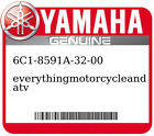 Yamaha OEM Part 6C1-8591A-32-00 ENGINE CONTROL UNIT ASSY