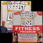 2 Great BIGGEST LOSER Books WEIGHT LOSS + FITNESS Bargain Lot SEE PHOTOS Jillian