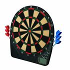 Electronic Dartboard Soft Tip Dart Board Game Play Electric Readouts Sound