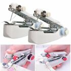 2X Portable Mini Cordless Hand held Clothes Sewing Machine Travel Stitch Tool