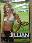 Jillian Michaels Shred It With Weights DVD 2010 Brand New