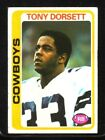 Top 20 Budget 1970s Football Hall of Fame Rookie Cards 34
