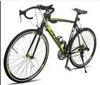 Finiss Aluminum 21 Speed Shimano Hybrid 700C Road Bike Racing Bicycle 52 56cm