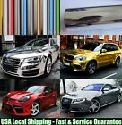 Quick Super Real Mirror Car Glossy Flat Chrome Vinyl Wrap Film Sticker PT ABUS
