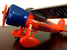 GULF Collector Series Airplane Bank Diecast Metal Limited Edition