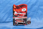 2009 Hot Wheels RLC Fire Department VW Drag Bus Club Exclusive Volkswagen