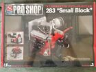 New Sealed AMT Pro Shop 57 Corvette 283 Small Block Fuel Injected Motor 1:6