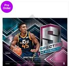 2017-18 PANINI SPECTRA BASKETBALL HOBBY BOX PRE-ORDER (RELEASE DATE 6 13)