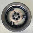 REAR WHEEL RIM WITH TYRE STRAIGHT SUIT BREMBO DUCATI MONSTER M600 DARK 600 1999