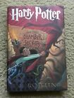 No 2 on Spine 1st edition HARRY POTTER Chamber Of Secrets HARDCOVER Book HC DJ