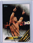 2016 Topps WWE NXT Wrestling Cards 9