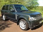 Land Rover Range Rover Autobiography 50 SUPERCHARGED V8 503 BHP 09 59 124K