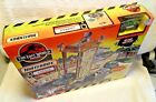 1996 Matchbox The Lost World Jurassic Park GARAGE SITE B playset never played wi
