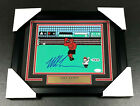 IRON MIKE TYSON AUTHENTIC SIGNED AUTOGRAPHED 8X10 PHOTO FRAMED PUNCH OUT JSA COA