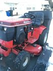Wheel Horse 12HP 312 8 Garden Lawn Tractor With 42 Mower and Bagger System