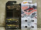 2018 Hot Wheels WALMART 67 CAMARO  BLACK  GOLD from the 50th set lot of 4