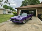 1970 Plymouth Barracuda 1970 Cuda Convertible 440 6 pack 4 Speed