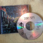 SKINNY PUPPY VERY RARE MISPRINT CD LAST RIGHTS CLUB EDITION MINISTRY NO LP OHGR