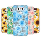 OFFICIAL MICKLYN LE FEUVRE FLORALS 4 SOFT GEL CASE FOR LG PHONES 1